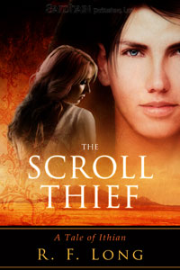 THE SCROLL THIEF by R. F. Long