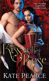 KISS OF THE ROSE by Kate Pearce