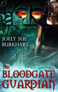 THE BLOODGATE GUARDIAN by Joely Sue Burkhart