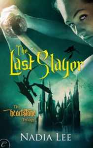 The Last Slayer by Nadia Lee