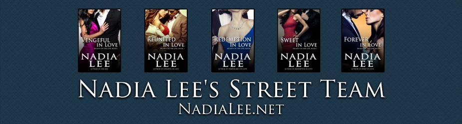 Nadia Lee's Street Team