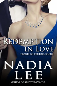 Redemption in Love (Hearts on the Line Book 3) by Nadia Lee