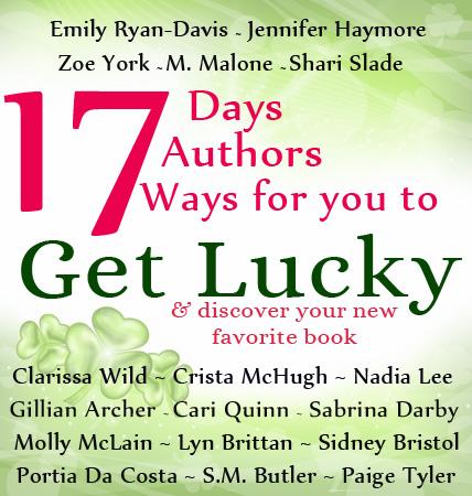17 Get Lucky