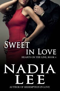Sweet in Love (Hearts on the Line 4) by Nadia Lee