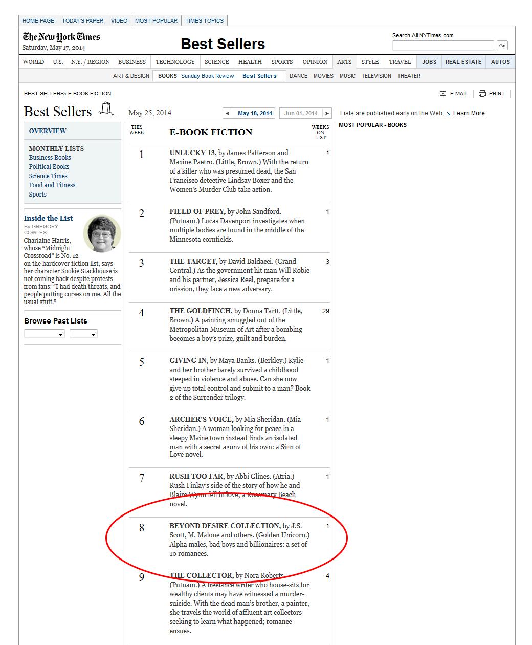 NYT May 17, 2014