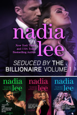 Seduced by the Billionaire Box Set 1 (Books 1-3) by Nadia Lee