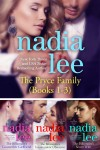 The Pryce Family (Books 1-3) by Nadia Lee