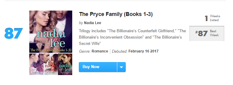 USA Today bestseller 2017_02_16