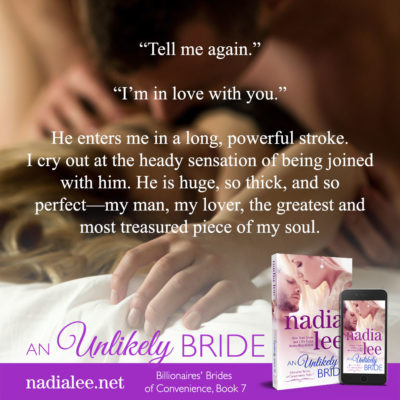Nadia Lee Nyt And Usa Today Bestselling Author Of