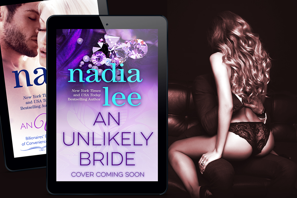 An Unlikely Bride cover reveal coming soon!
