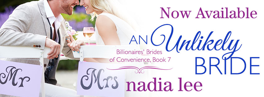 An Unlikely Bride Now Available!