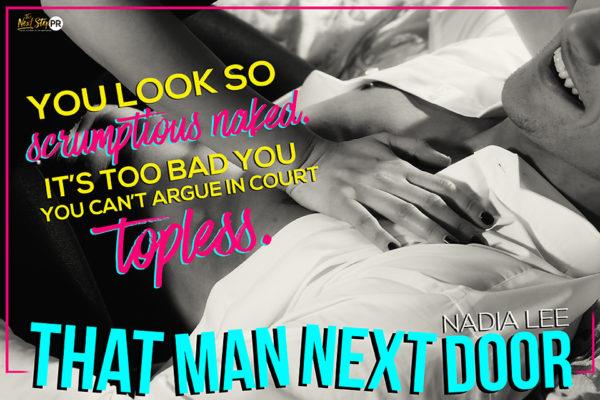 That Man Next Door by Nadia Lee - teaser